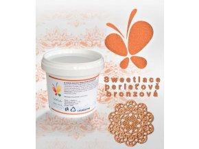 sweet lace broznová