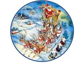 Santa Claus 1 kruh