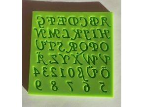 abeceda s čísly