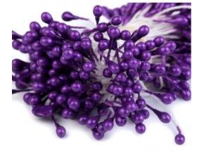 pestíky tmavěfialové