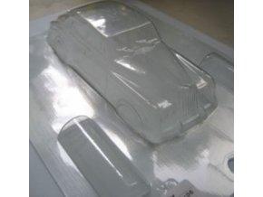 forma na čokol. auto