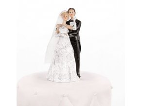 novomanželé plast