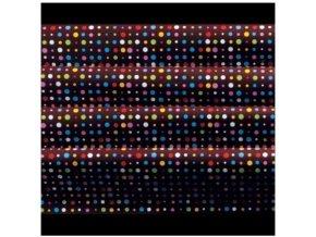 barevné puntíky transfer