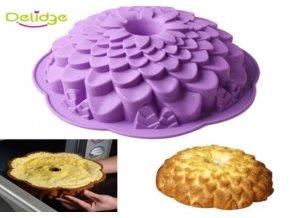koláč forma silikon