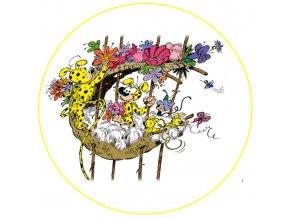 Marsupilami 3 kruh