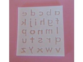 malá abeceda 1,1 2, 2 cm