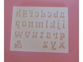 malá abeceda 1,6 1,9 cm