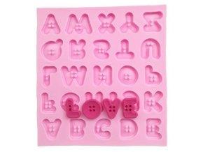 knoflíková abeceda