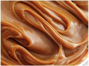 karamelová pasta