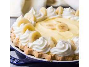 banán cake
