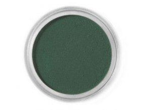 prach. Dark green