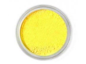 prach. Lemon Yellow