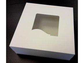 krabice s okénkem