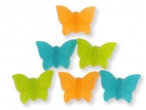 želé motýlci