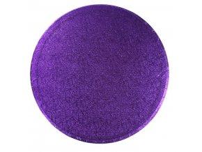 podložka pevná fialová