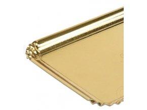 tácek zlatý hranatý