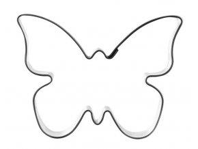 motýl nerez