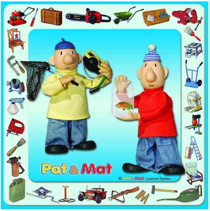 Pat a Mat A4