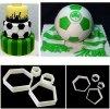 fotbal. míč plast