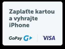 Soutěž Gopay a Visa