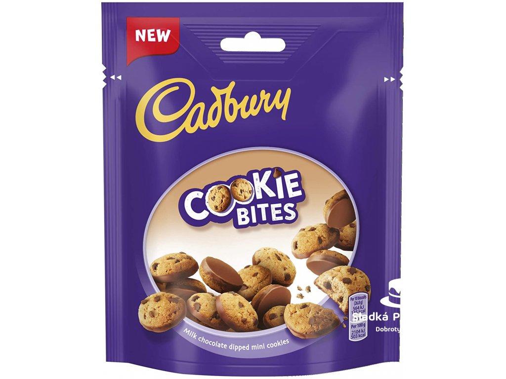Cadbury Cookie Bites Pouch 90g