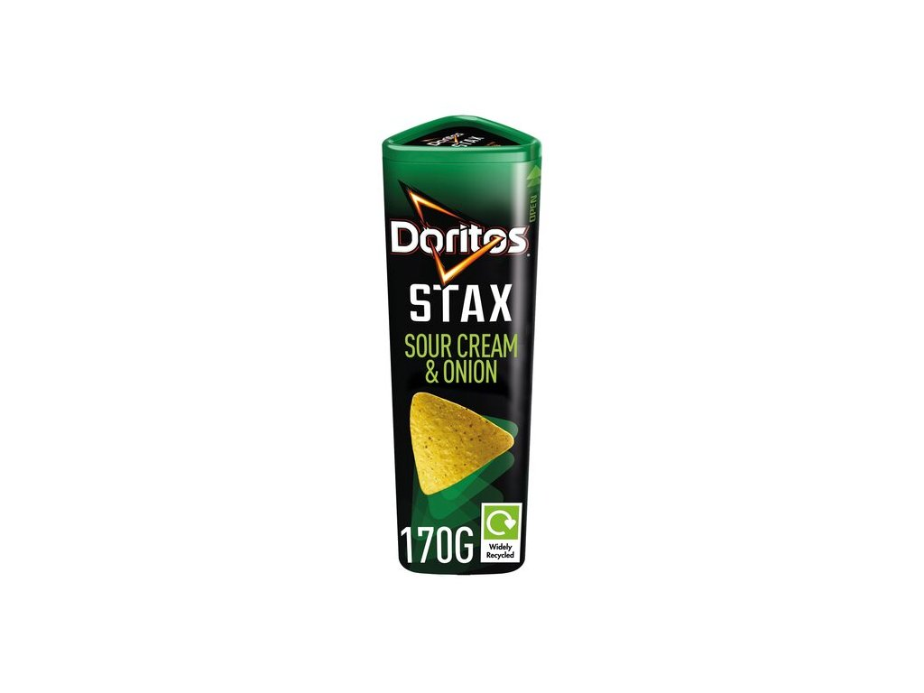 Doritos Stax Sour Cream Onion 170g