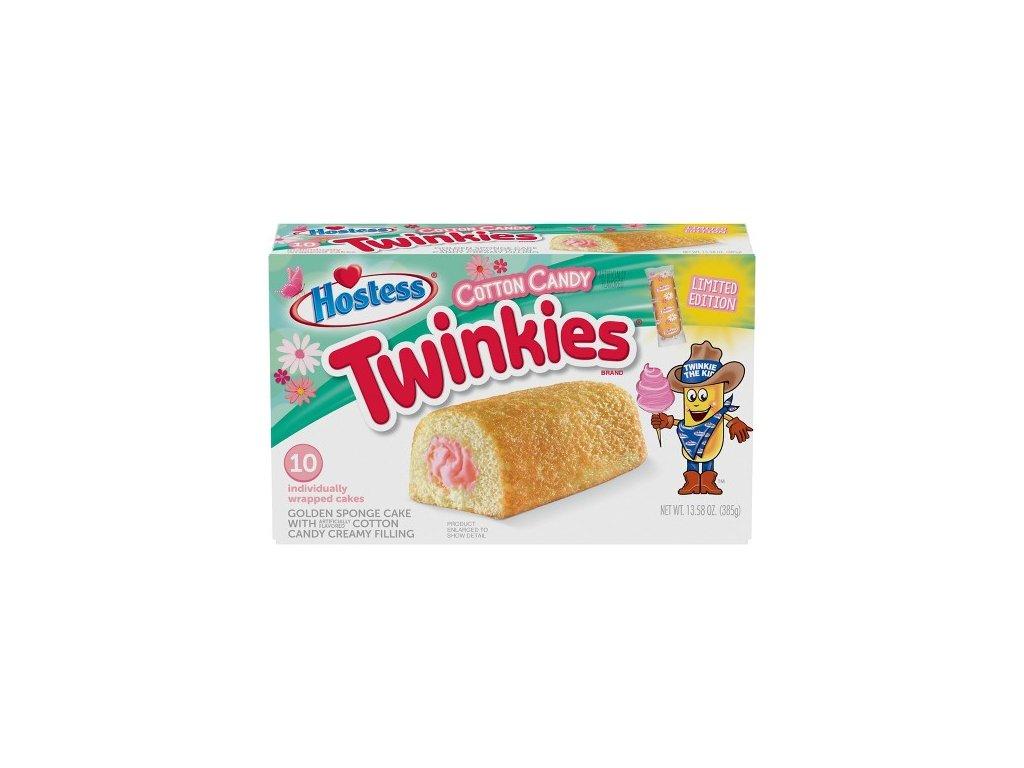 Hostess Cotton Candy Twinkies 385g