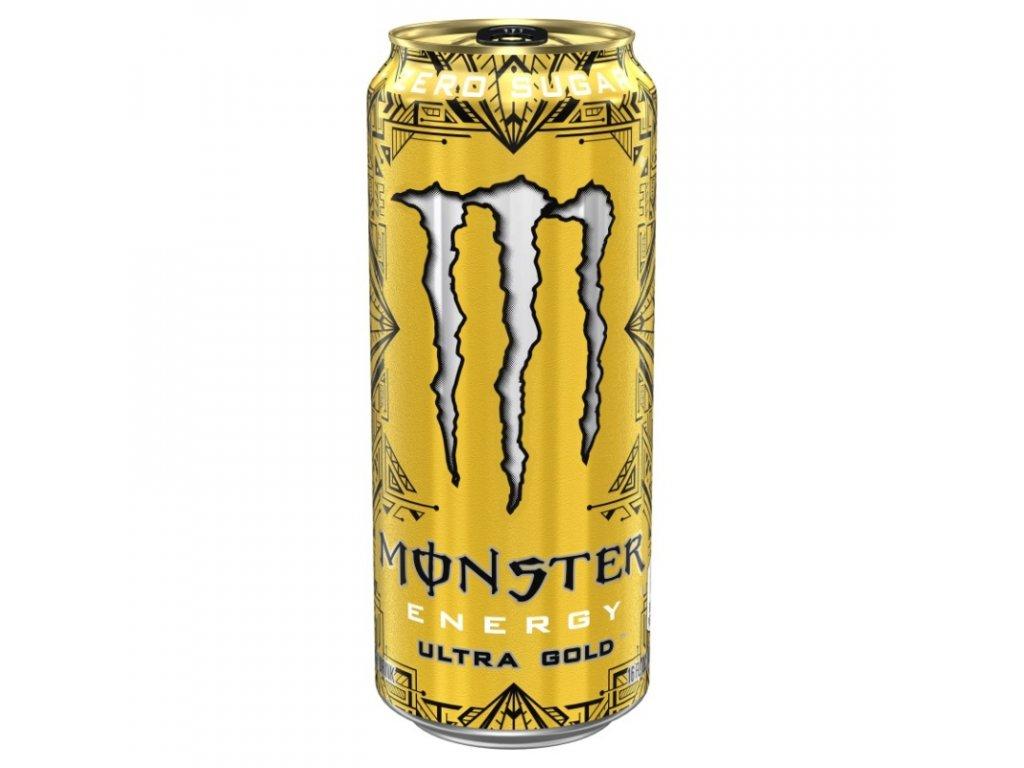 Monster Ultra Gold 473ml USA