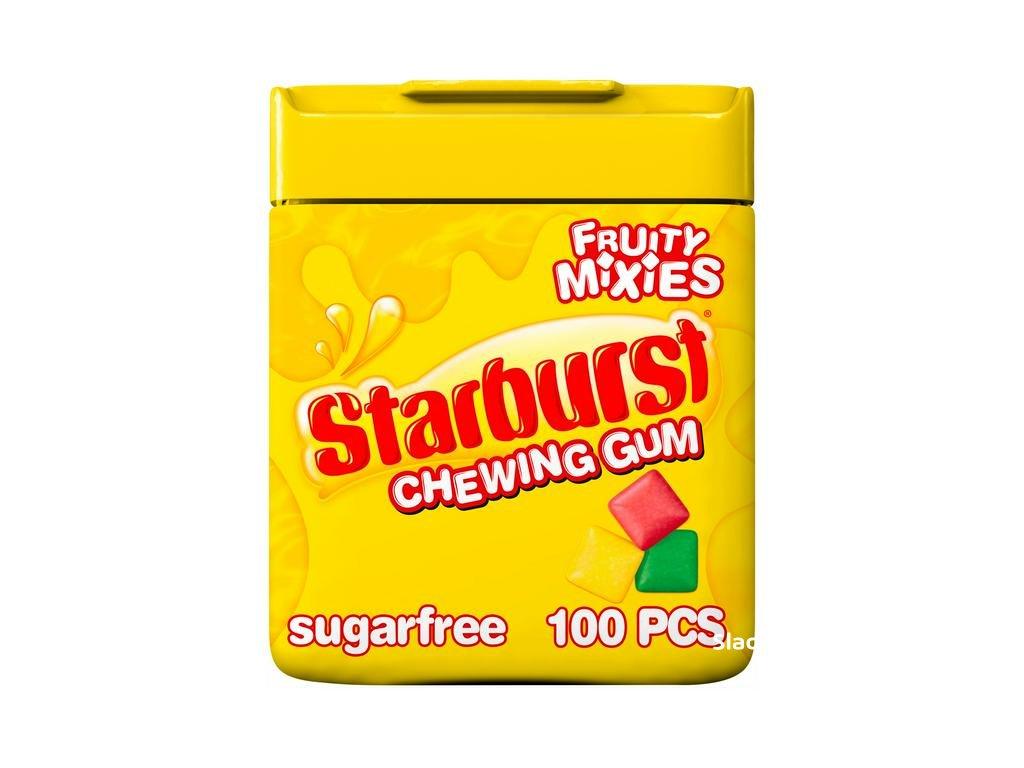 Starburst Fruity 100's Bottle 70g