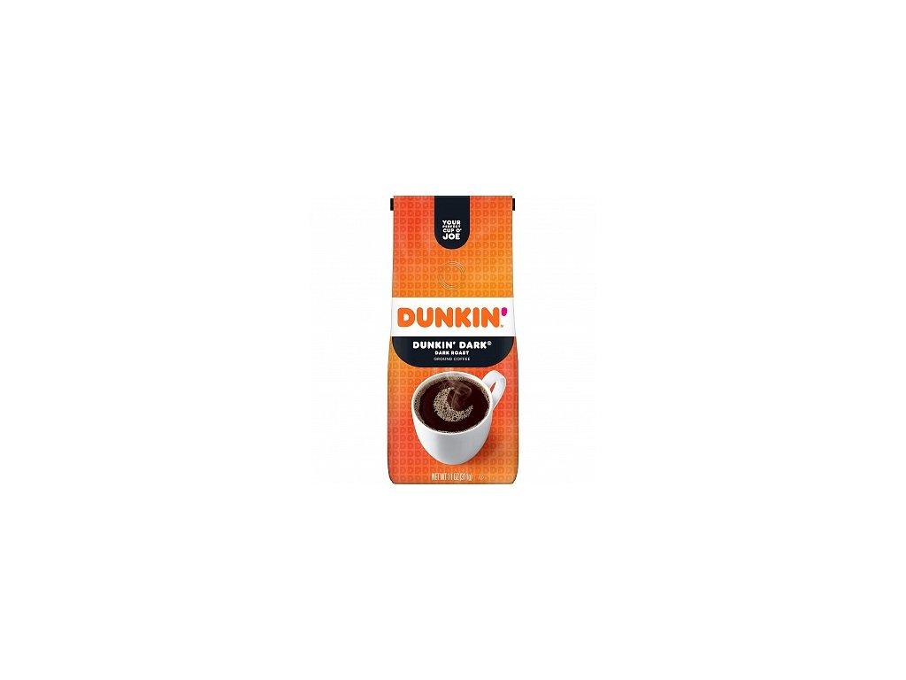 Dunkin Donuts Ground Coffee Dark Roast MLETÁ 311g