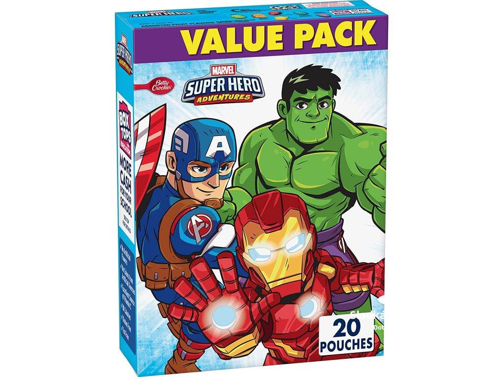 Marvel Avengers Fruit Snacks 453g