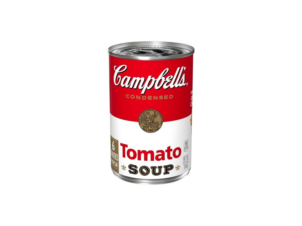 Campbell's Condensed Soup Tomato USA 305g