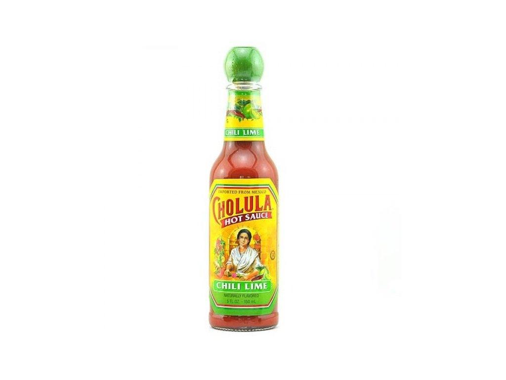 Cholula Hot Sauce Chili Lime 150ml
