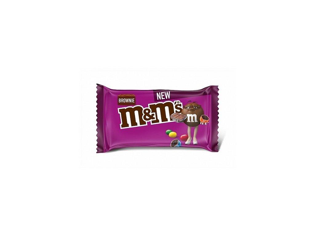 M&Ms Fudge Brownie 36g