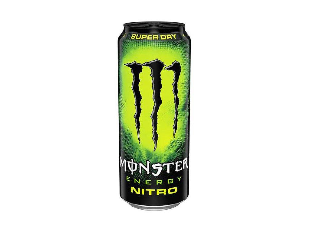 Monster Nitro Super Dry Energy 473ml