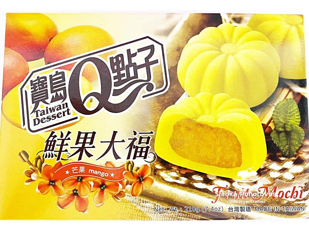 Fruit Mochi Mango 210g