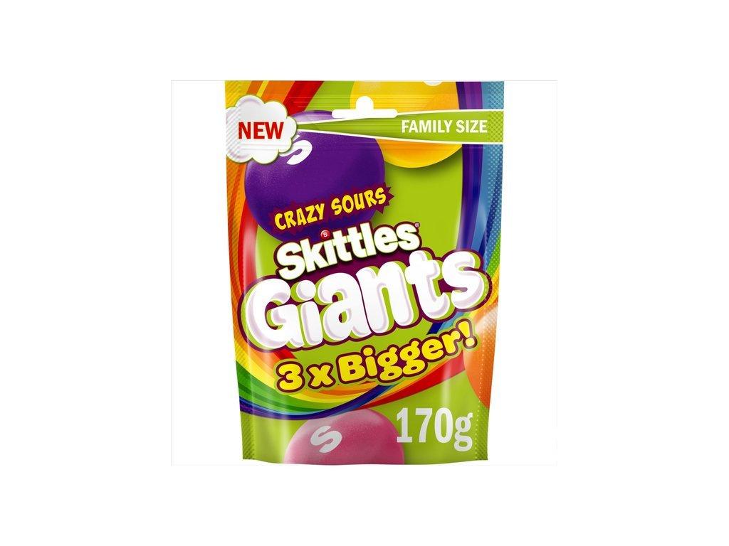 Skittles Giant Sours 170g