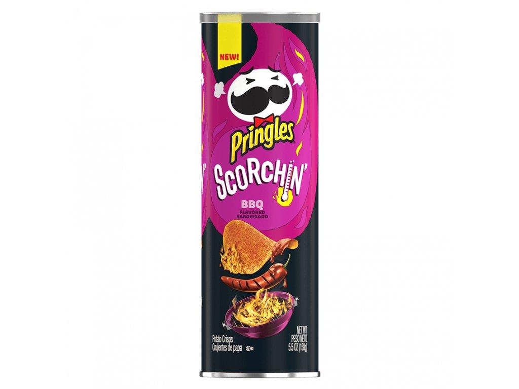 Pringles Scorchin' BBQ 158