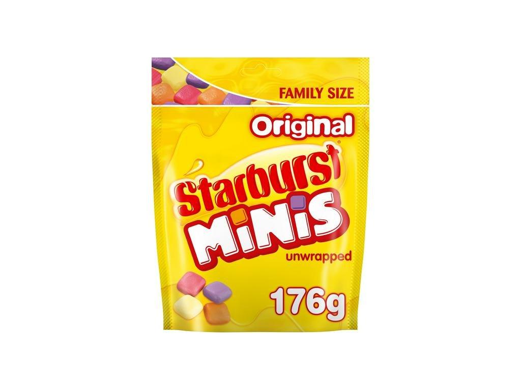 Starburst Minis Pouch 176g