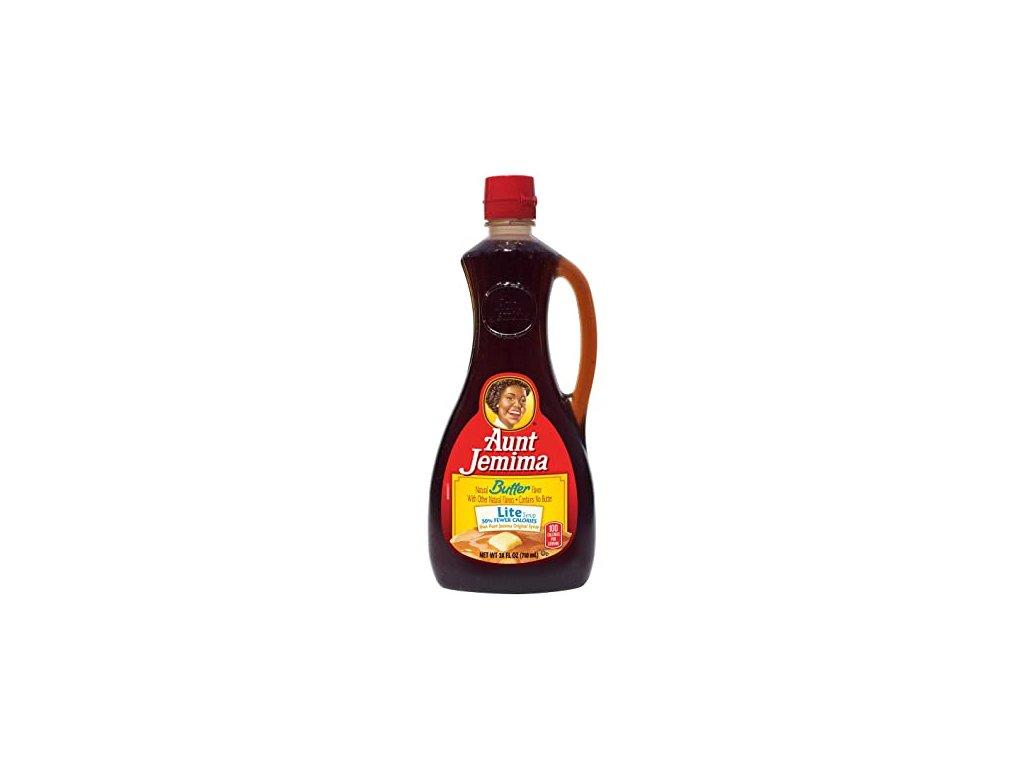 Aunt Jemima Butter Lite Pancake Syrup 710ml