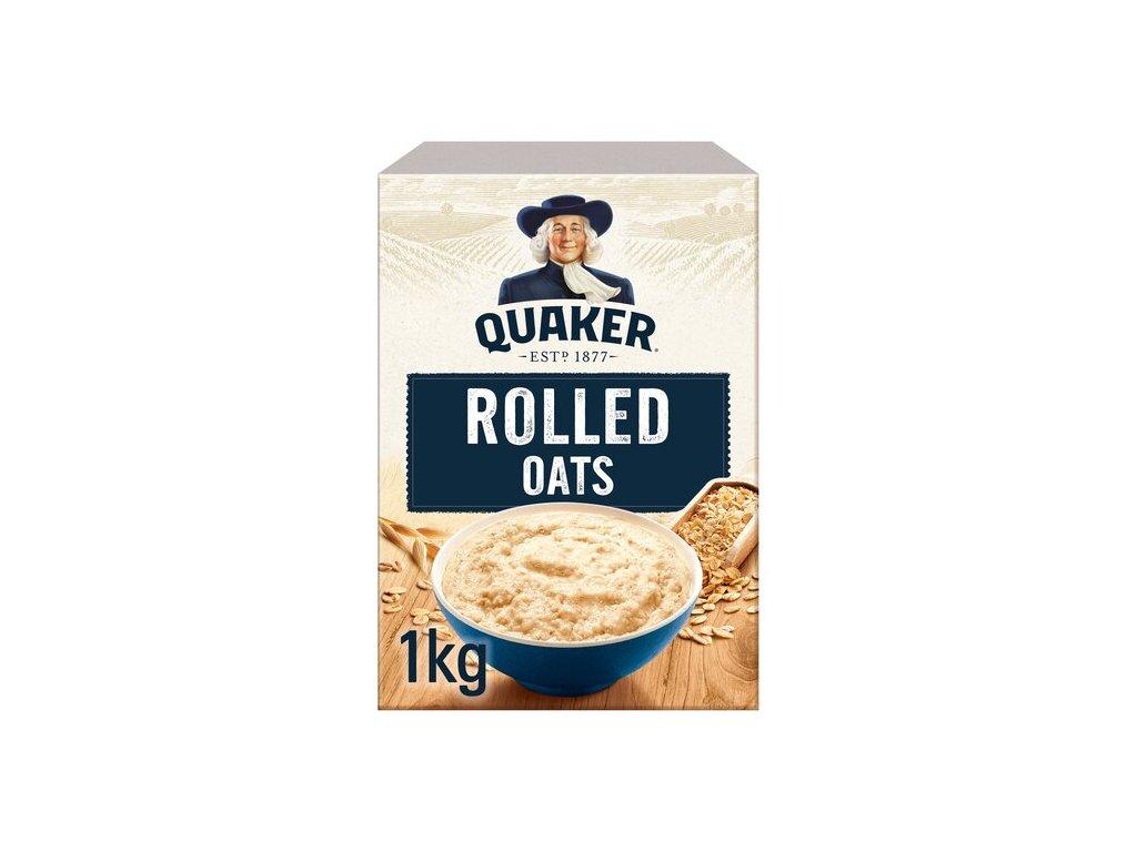 Quaker Rolled Oats 1 kg