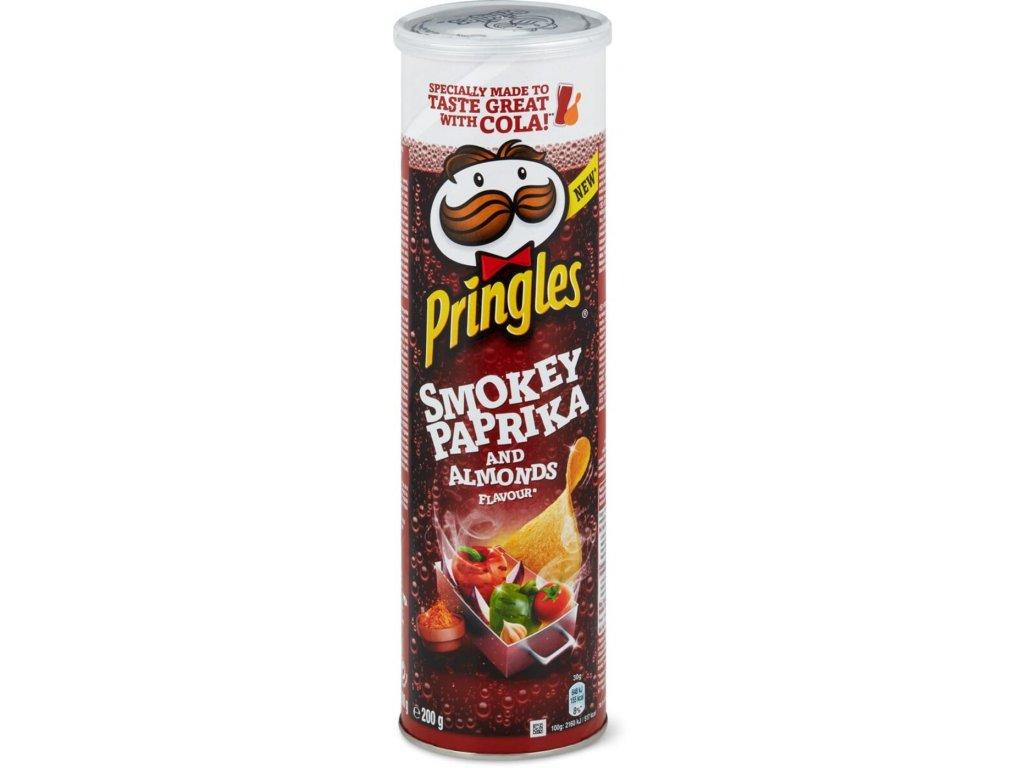 Pringles Smokey Paprika 200g