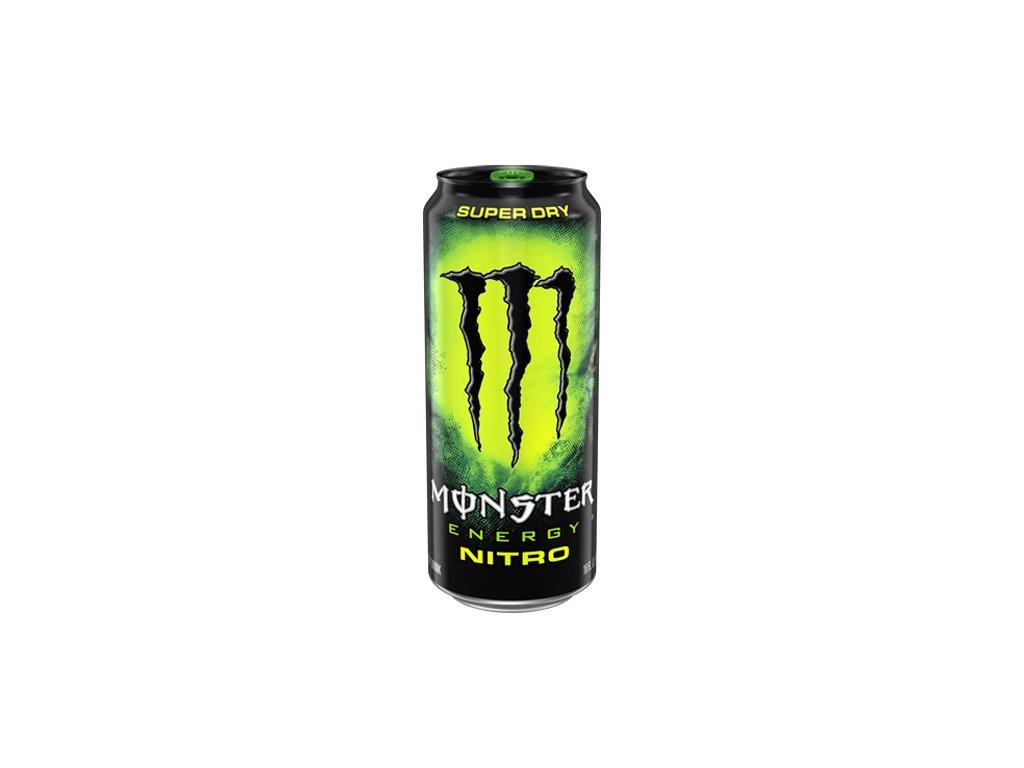 Monster Nitro Super Dry 500ml