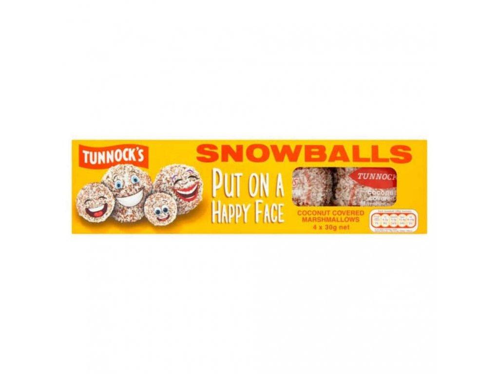 Tunnocks Marshmallow Snowball 140g