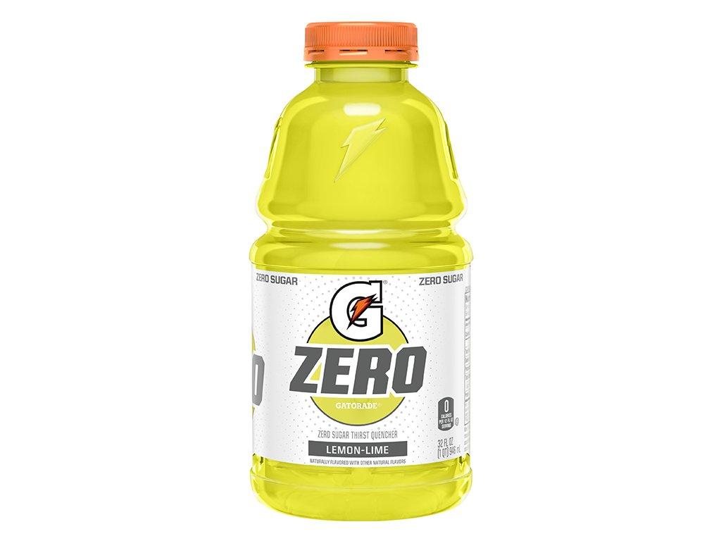 Gatorade ZERO lemon lime 946ml