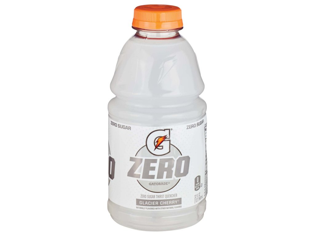 Gatorade Zero Glacier Cherry 946ml
