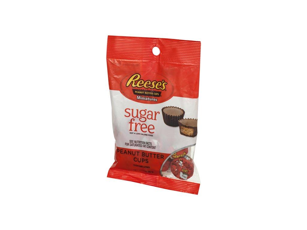 Sugar-Free Reese's Peanut Butter 85g
