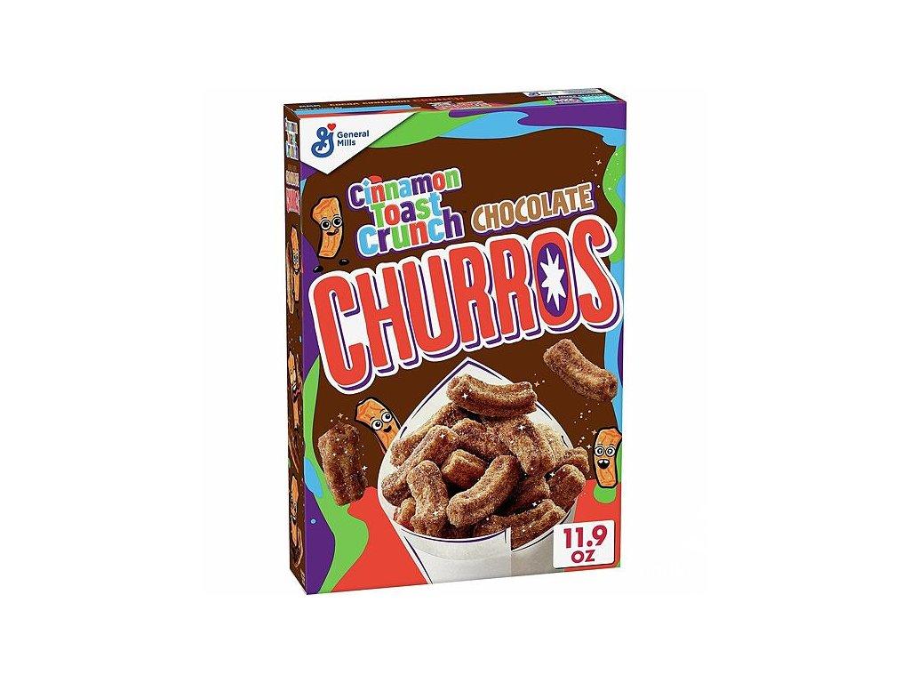 Cinnamon Toast Crunch Churros Chocolate 337g