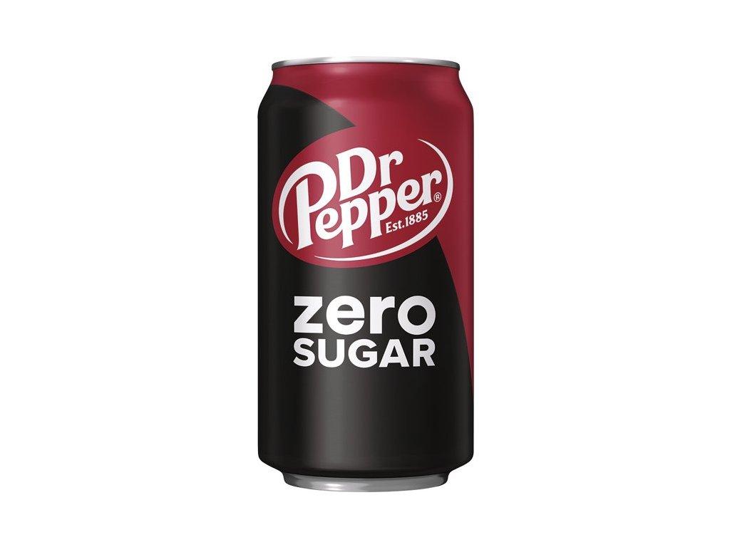 Dr. Pepper Sugar Free 355ml