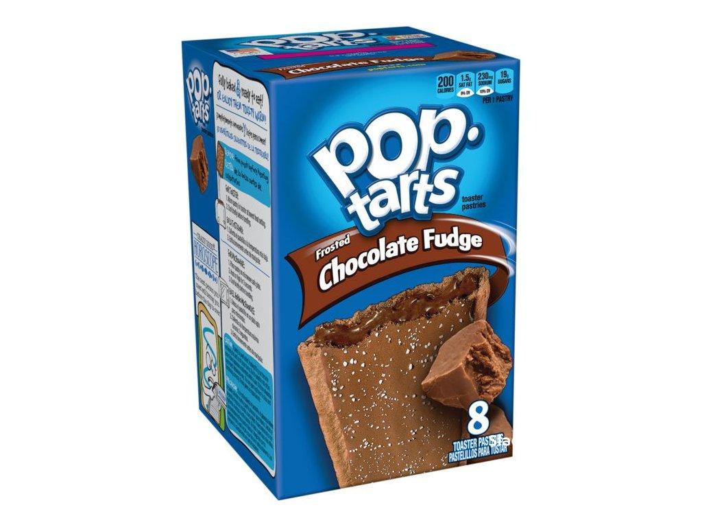 Kellogg's Pop Tarts Chocolate Fudge 384g